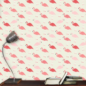/844-2434-thickbox/flamingo-wallpaper.jpg