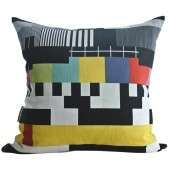 TV Pattern scatter cushion cover