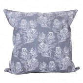 Sketchy Protea scatter cushion cover