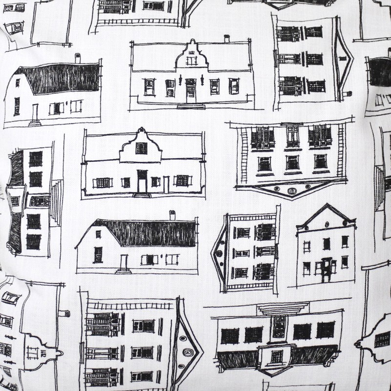 Architect Cape Dutch Cape Dutch Houses Fabric