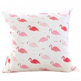 Flamingo cushion slip