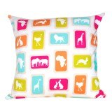 Zoo Koekie Brights cushion slip