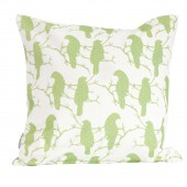 Shweshwe Mossies scatter cushion